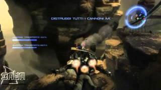 Dark Void PC GAMEPLAY Montage 2011
