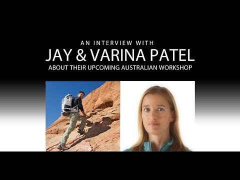 Varina & Jay Patel Announce Australian Landscape Workshop