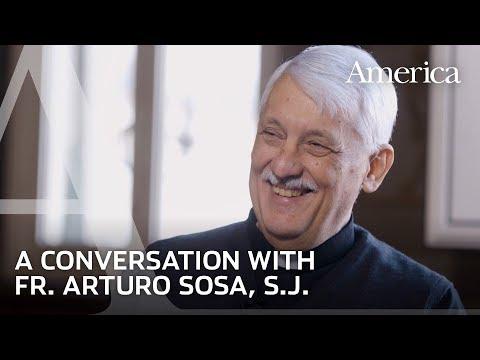 Father General Arturo Sosa, S.J.   Conversations with America