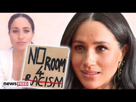 Meghan Markle Gives COMPELLING Anti-Racism Graduation Speech