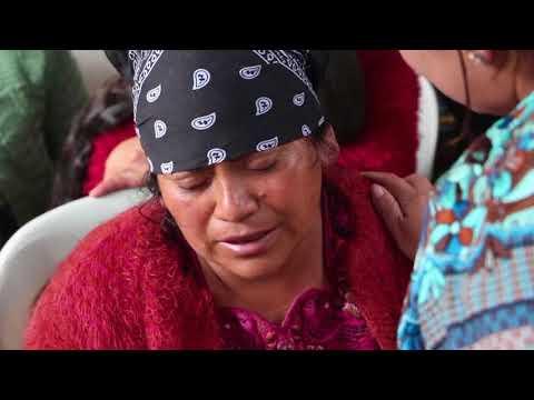 Repudio y tristeza por muerte de Claudia Gómez, migrante quetzalteca