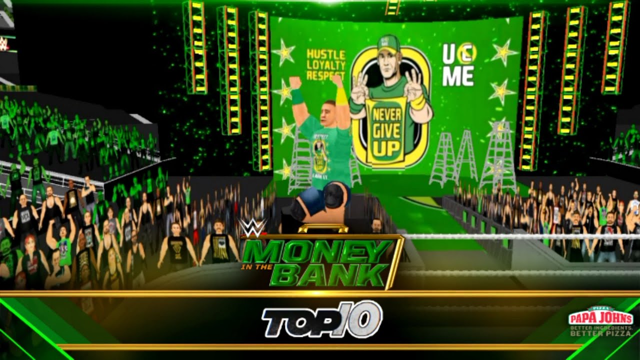 Download Money in the bank 2021 top 10 moments-Wr3d 2k21