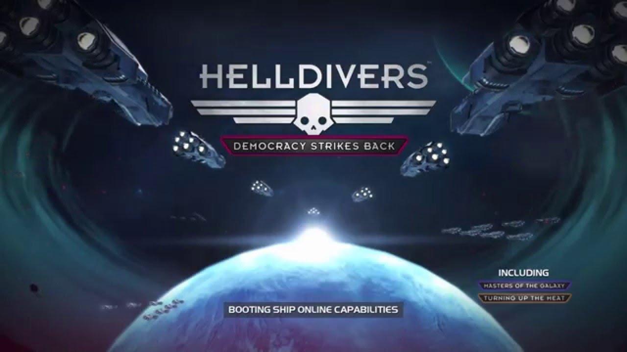 Helldivers - Patch 4.02 fixed XP farming exploit? - YouTube