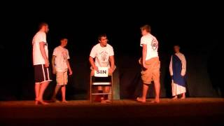 Sin Chair Skit - Church Performance