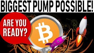 BIGGEST PUMP IN RECENT TIMES!  BITCOIN'S BANK RUN PUMP!  TOP 2 ALTS TO BUY!  BINANCE & BRAVE PARTNER