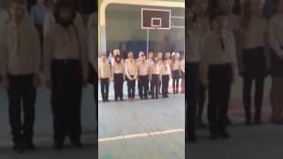 песня  шли солдаты на войну 4 класс