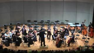 2015 新紀元音樂會 -  古代舞曲第三號  第一樂章:義大利舞曲(O. Respighi)