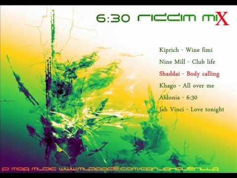 6:30 Riddim Mix [November 2011] [Notnice & Correy Todd Records]