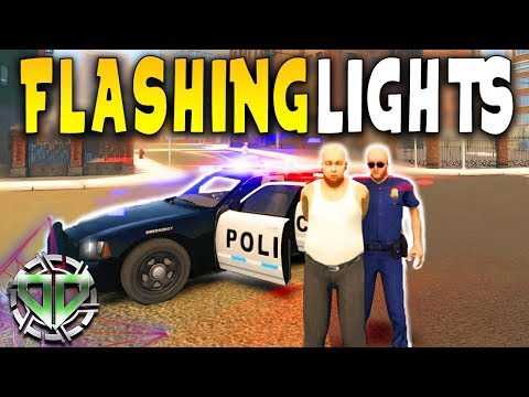 POLICE, EMS, AND FIREFIGHTER SIMULATOR : Flashing Lights Gameplay : Early Access