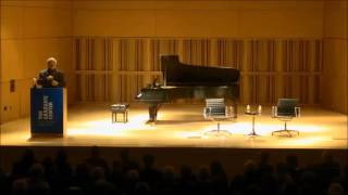 The Many Dangers of Music: A lecture by Richard Taruskin