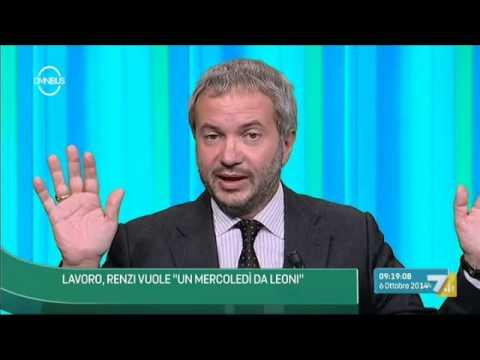 Omnibus - Borghi: Il debito pubblico di uno Stato è garantito dalla Banca Centrale