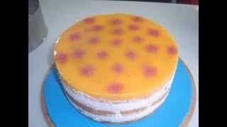 Торт йогуртовый Joghurt Schnitte