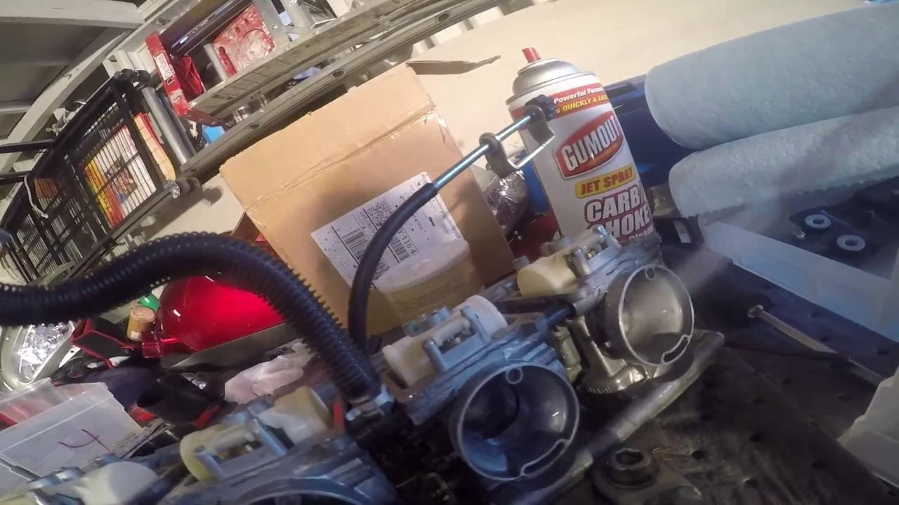 suzuki bandit 600 2001 part 2 how to clean the carburetor. Black Bedroom Furniture Sets. Home Design Ideas