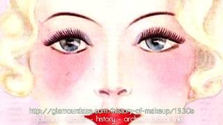 History of Makeup - The 1930's Thumbnail