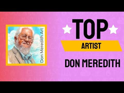 Don Meredith Art Hobe Sound Florida For Sale