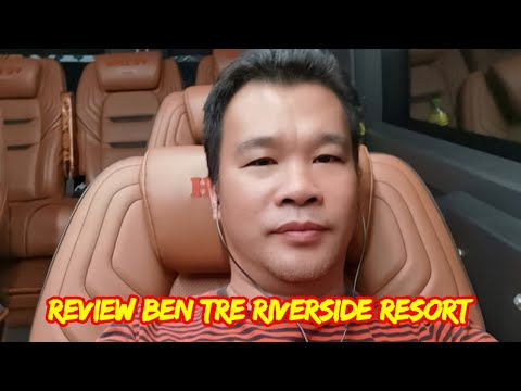 Review Ben Tre Riverside Resort – Khách sạn Dừa