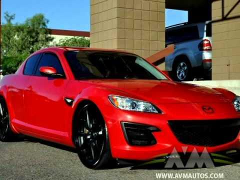 2009 Mazda RX-8 coupe (Scottsdale, Arizona) - YouTube