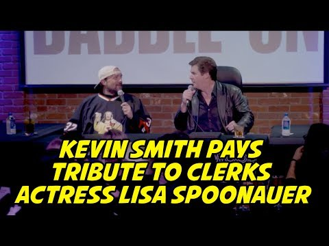 Kevin Smith Pays Tribute to Clerks Actress Lisa Spoonauer