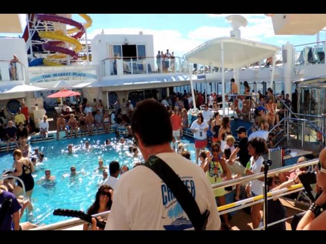 The Chatter Breakaway Pool Party 2014