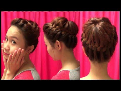 Hairstyles - Tết Tóc Đẹp - Kiểu Tóc Tết Ngôi Sao