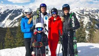 Kushner skiing as health care bill floundered