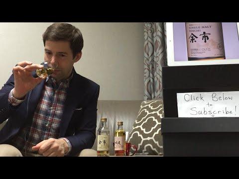 Yoichi Single Malt Japanese Whisky (2015 NAS) : WhiskyWhistle Whisky Review 55