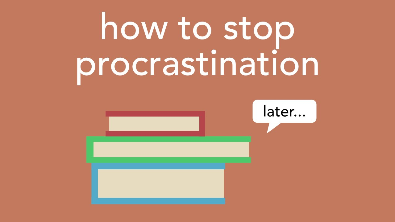 stop the procrastination Stop making excuses some people justify their procrastination by claiming they do better work when a deadline is imminent, but that strategy often leaves them without enough time to do a thorough job, said joseph ferrari, phd, a psychologist who has researched the causes and consequences of procrastination since the late 1980s and wrote.