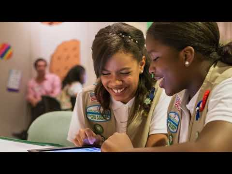 Girl Scouts tell parents not to force kids to hug family members during the holidays