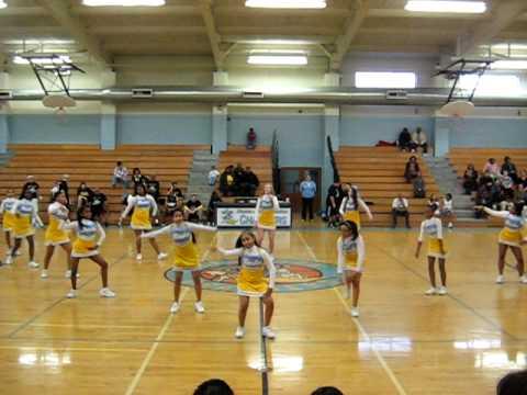 Brandon Middle School Cheerleading