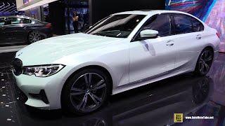 2019 BMW 3-Series 320d Sport Edition - Exterior and Interior Walkaround - 2018 Paris Motor Show