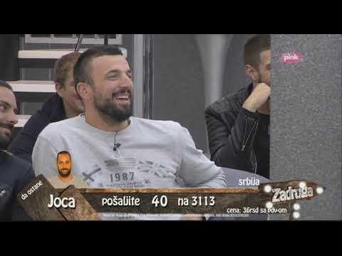 Zadruga 2 - Stanija priznala čime ju je Vladimir osvojio  - 23.09.2018.