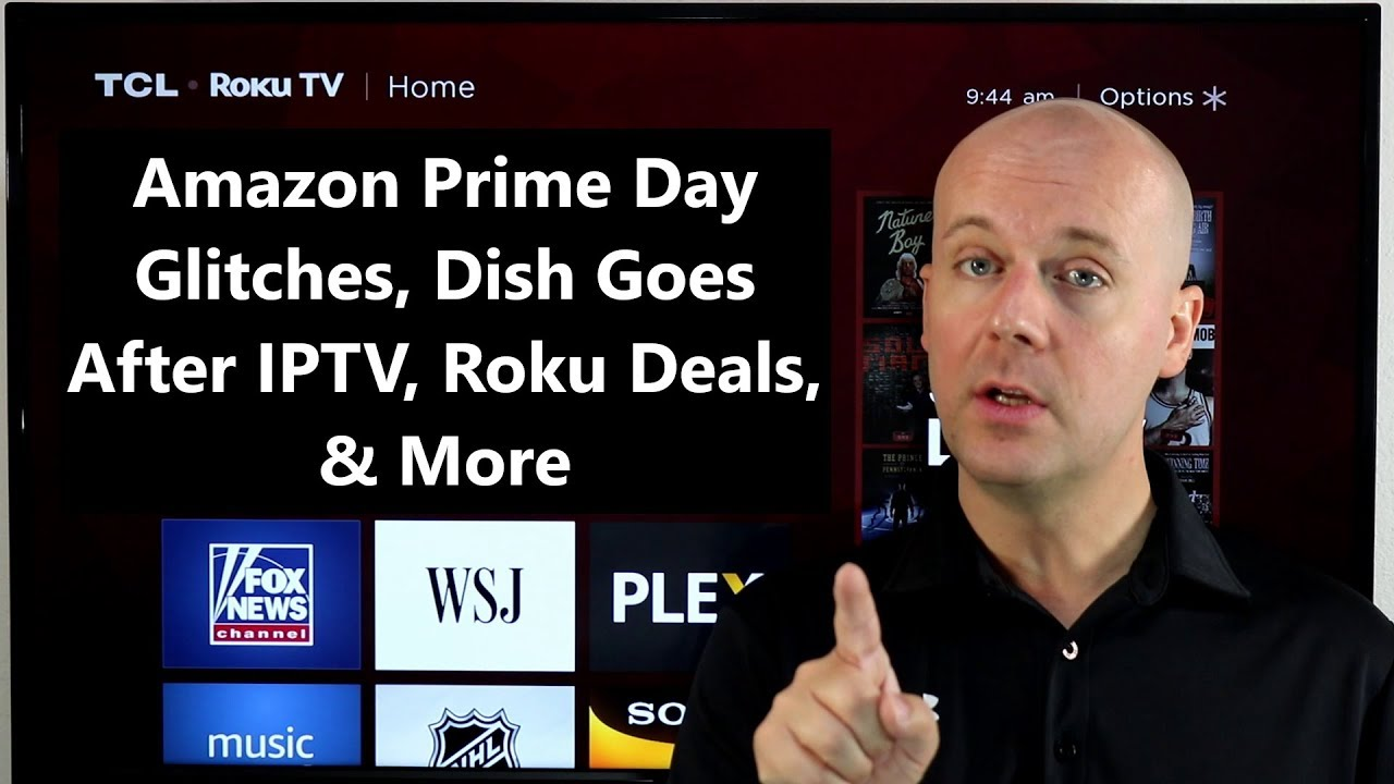 Amazon Prime Day comes with glitches for some customers