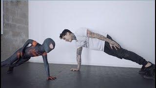 SPIDERMAN Workout Ft. Zen Heria