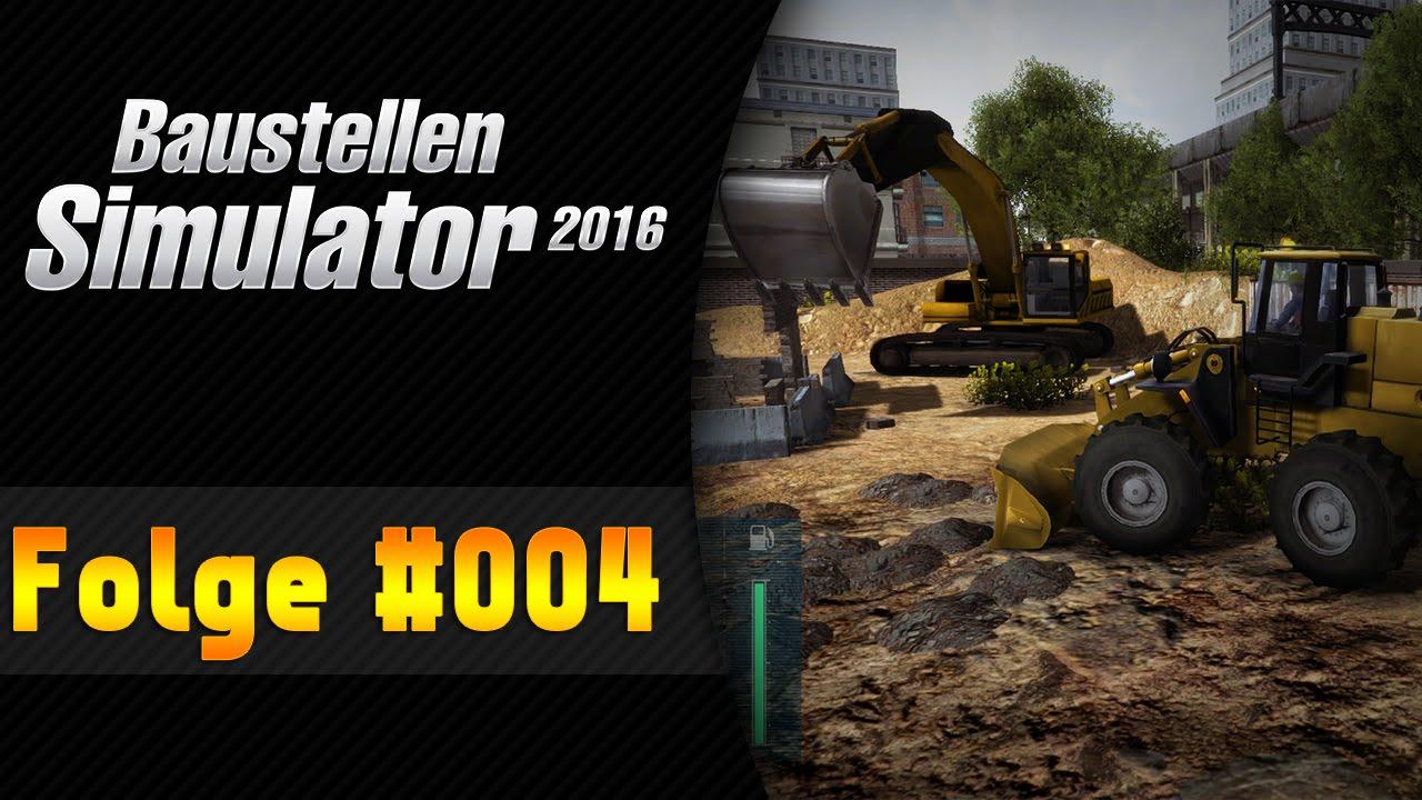 Baustellen Simulator