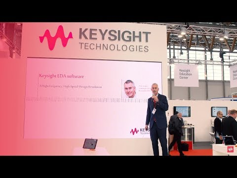EuMW 2017 Flash Seminar: Keysight's Electronic Design Automation Software