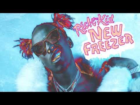Rich The Kid - New Freezer Ft. Kendrick Lamar (Clean Version)