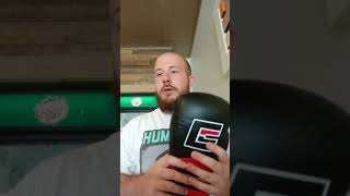 Video Review for Combat Corner S Class Boxing gloves