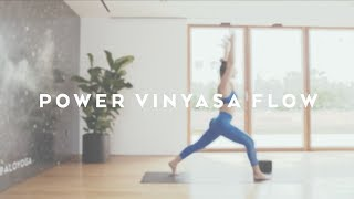 45-Minute Power Vinyasa Flow With Miki Ash
