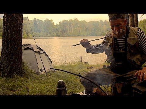 Рыбалка с Ночёвкой.Ловля на Спиннинг с Лодки.Вот это я попал! Полный провал. Экстрим.