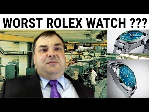7 Reasons Why A Rolex Watch Is NOT Worth Your Money!