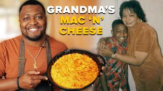 How My Grandma's Mac 'N' Cheese Got Me On TV • Tasty