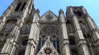 Bourges Cathedral, Bourges, Centre, France, Europe
