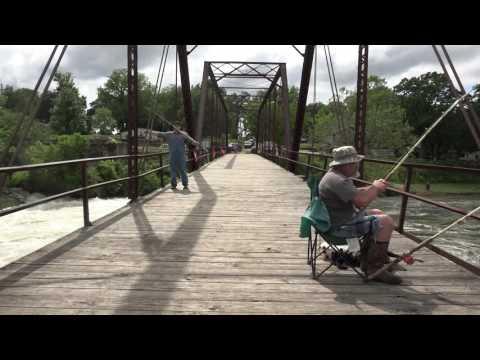 Caplinger Mills & Stockton Lake Dam - May 20, 2017