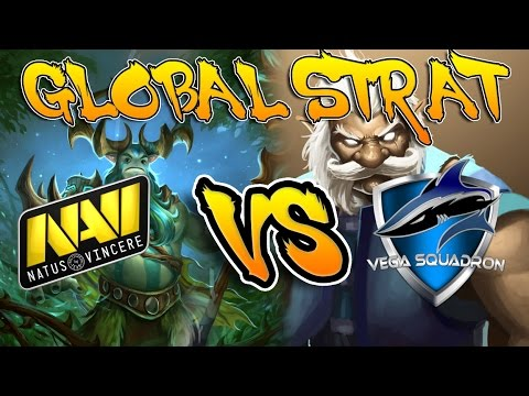 Na`Vi vs VEGA - Global Strategy