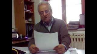 Mario Dimatteo - Osservazioni sulle ultime notizie di cronaca di Basilicata