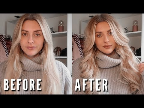 My Everyday Makeup & Hair Routine | Fashion Influx