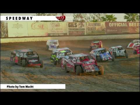 Power Hour   Feb 8 2017   segment 4 - Bakersfield Speedway