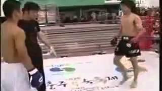 NUNCA DESAFIE UM LUTADOR DE TAE KWON DO