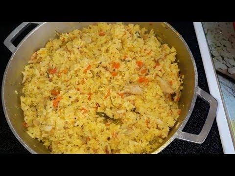 Season Rice Jamaican Style  How To Make Jamaican Season Rice  One Pot Menu