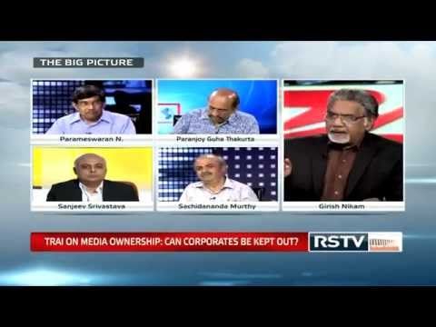 The Big Picture - TRAI on Media ownership: Can corporates be kept out?
